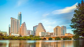 Business class flights to Austin